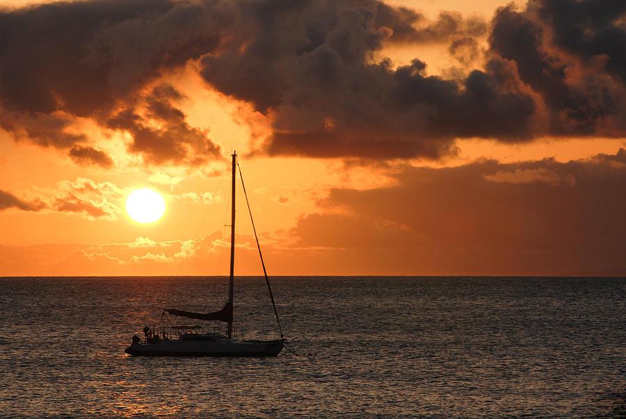 Maui Sunset by Shane Kelly