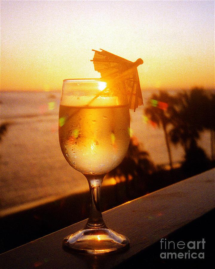 Maui Photograph - Maui Wine Hawaii by Jerome Stumphauzer