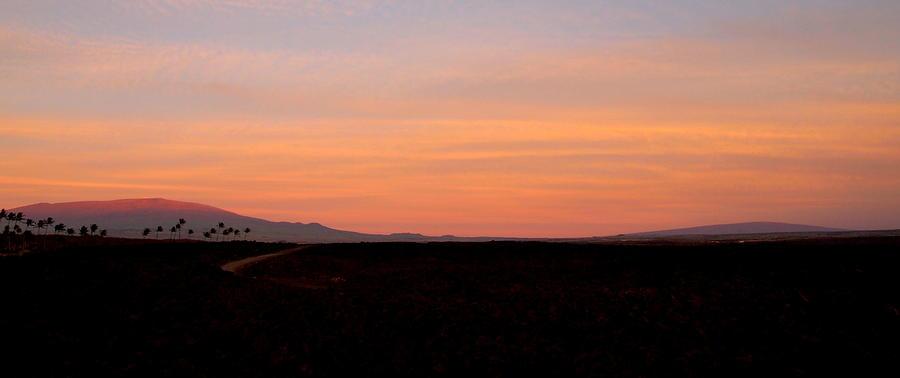 Mauna Kea Photograph - Mauna Kea And Mauna Loa by Stephen Green
