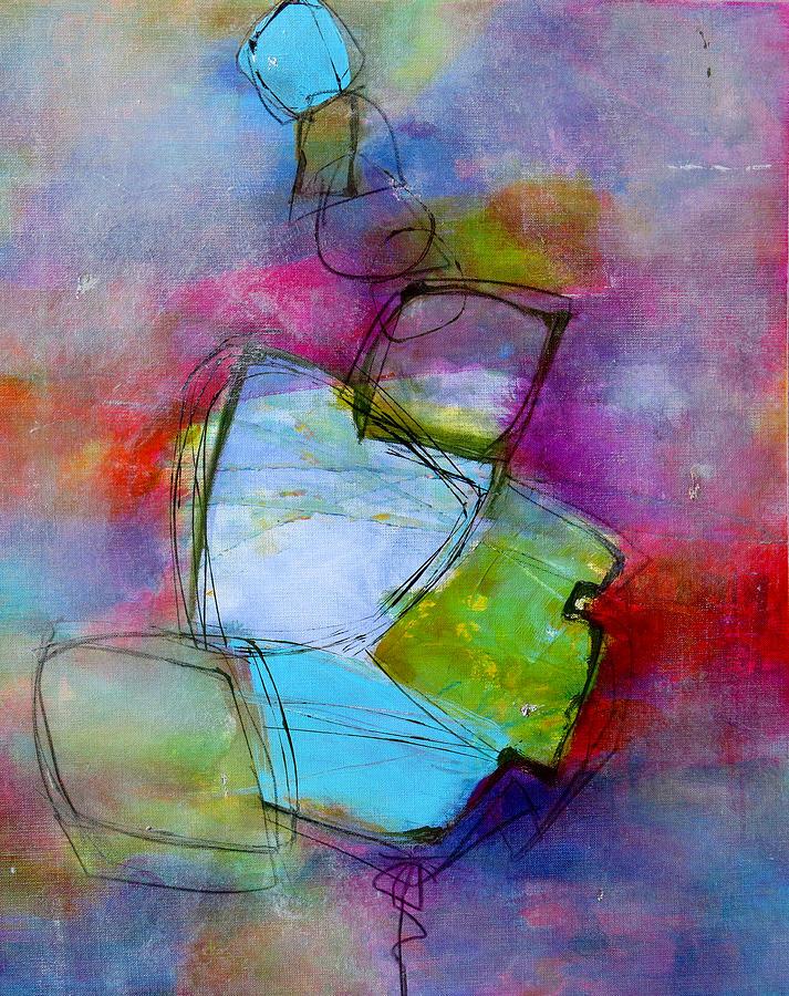 Katie Black Painting - Maverick by Katie Black