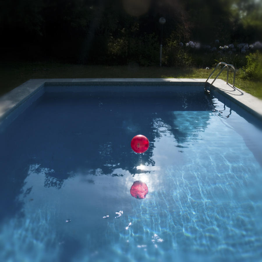 Pool Photograph - May I Have A Moment Of Your Time by John Magnet Bell