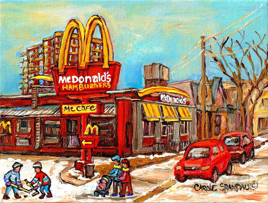 an overview of the fast food companies and the role of mcdonalds In this paper we consider the reasonableness of the claims against fast-food companies  the fast-food industry and legal accountability  role of fast food .