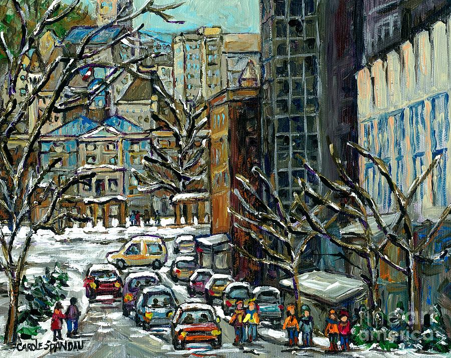 Paintings Of The  S In America Winter