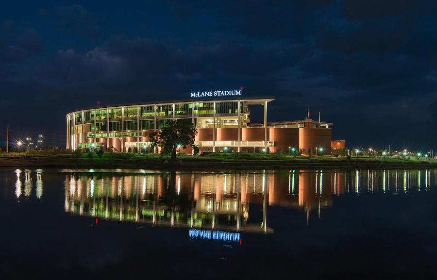 Baylor Football Stadium Tour