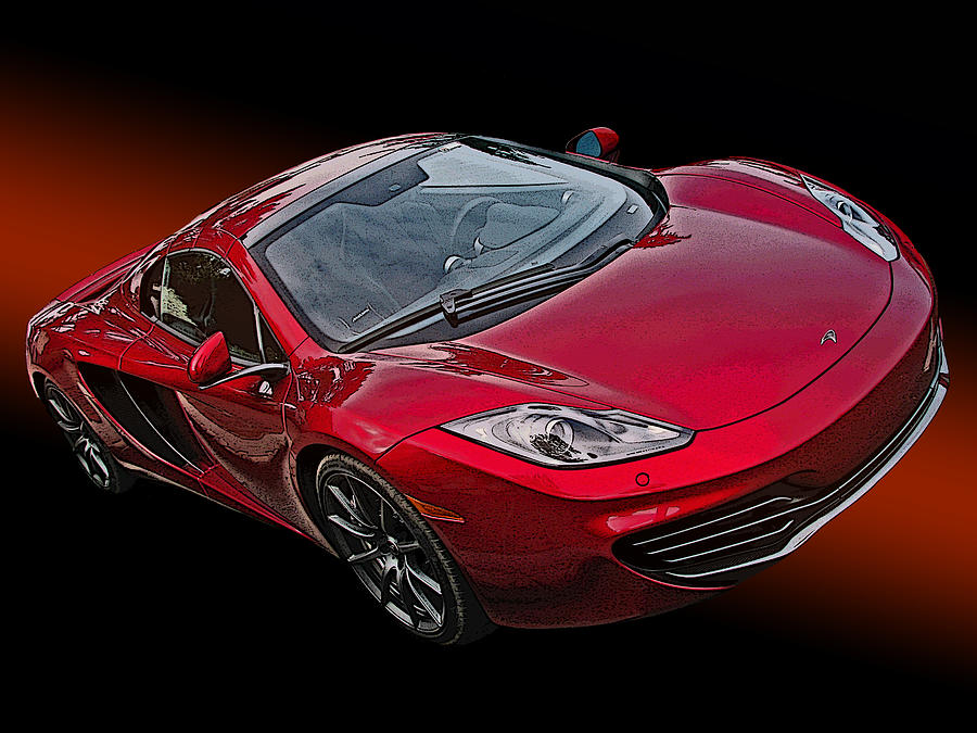 McLaren MP4-12C by Samuel Sheats
