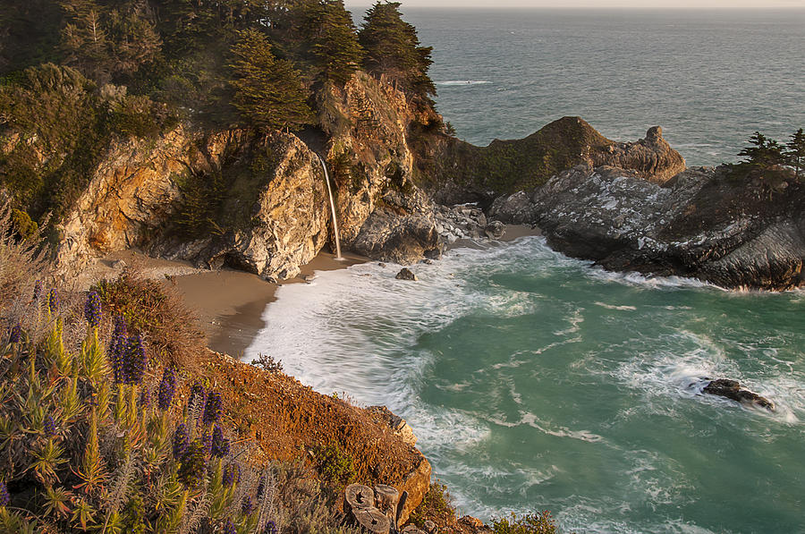 Lee Photograph - Mcway Falls 5 by Lee Kirchhevel