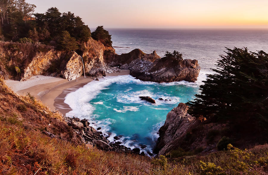 Mcway Falls Photograph - Mcway Falls by Alexis Birkill