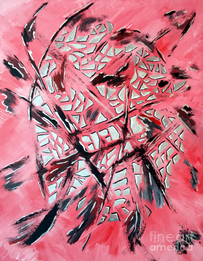 Mechanized Painting - Mechanized by Michael Rados