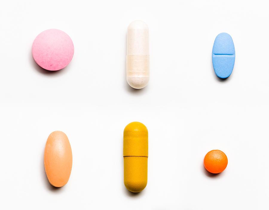Medicine Photograph by Serts