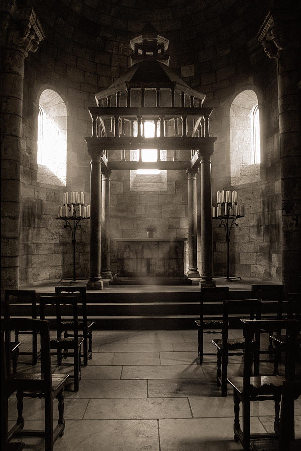 Medieval Altar Gothic Worship Photograph By Gary Heller