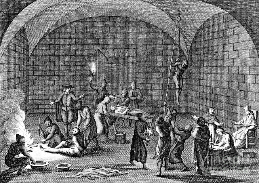 BG Hors Série d'Orri n°3 : La prémonition fatale Medieval-inquisition-torture-chamber-photo-researchers