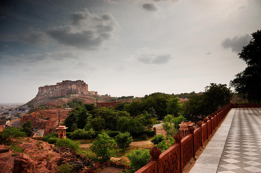 Mehrangarh Fort Photograph by Amit R