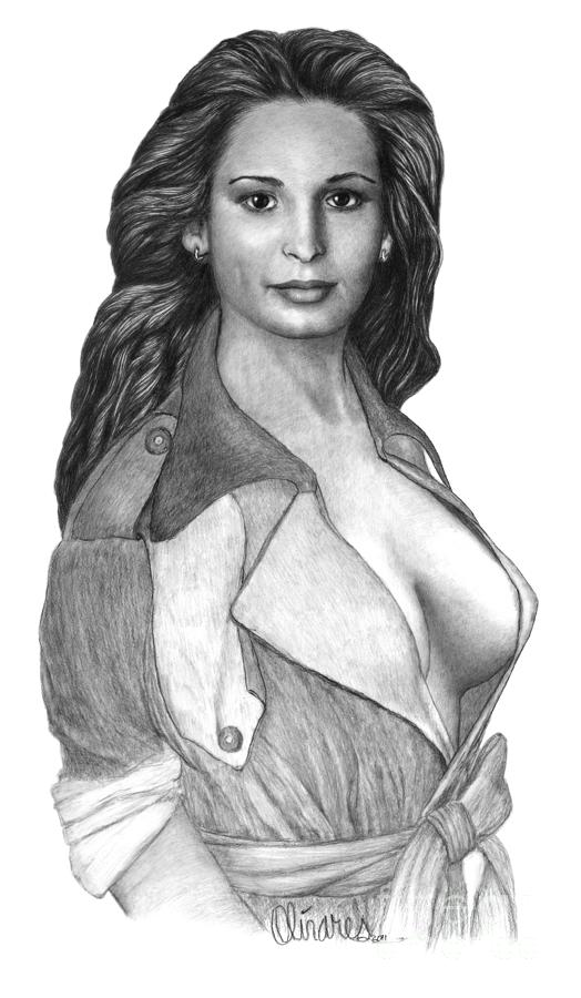 Melinda by Joe Olivares