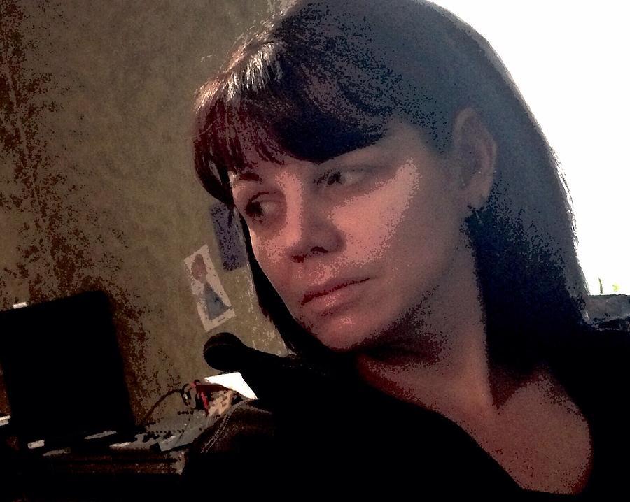 Melissa in November by Terry Zeyen