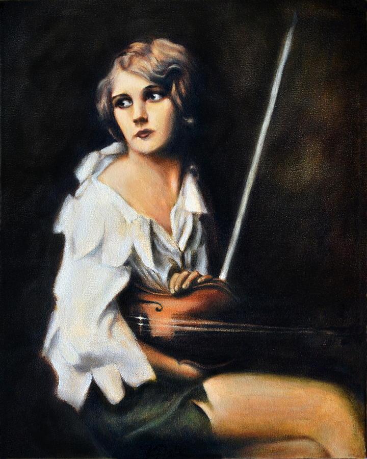 Realistic Painting - Melody by Maxx Phoenixx