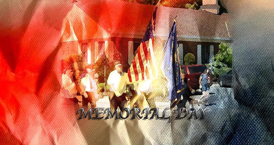 memorial day by Barbara Gulotta