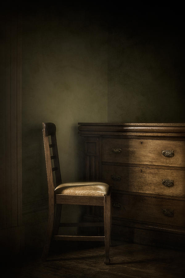 Chair Photograph - Memories  by Amy Weiss