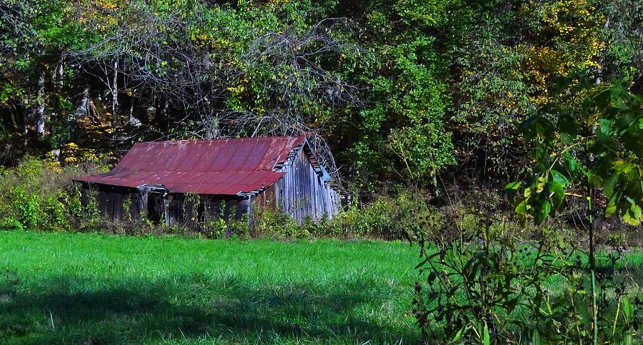 Rural Setting Painting - Memories Dont Die by Fineartist Ellen