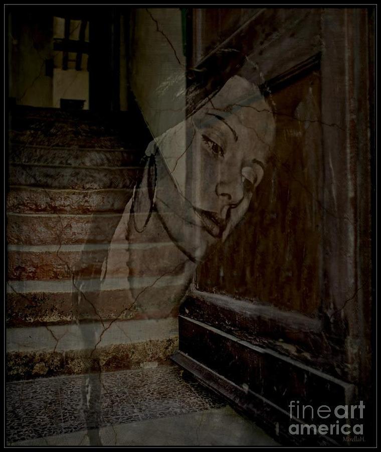 Memories... Digital Art by Mirella Hrvacanin