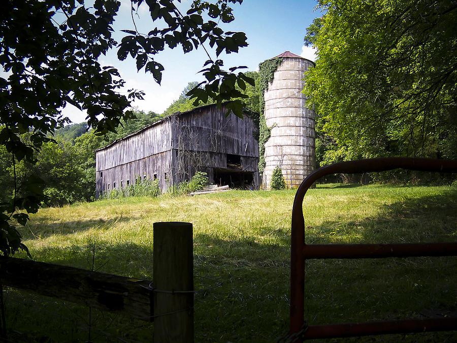 Kentucky Photograph - Memories Of Peaks Mill - II by Wayne Stacy