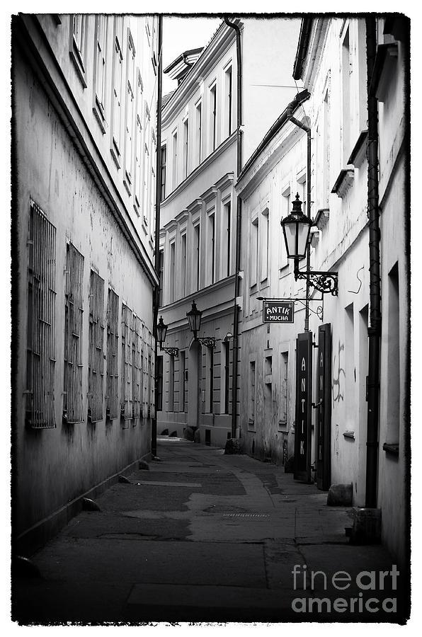 Memories Of Prague Photograph - Memories Of Prague by John Rizzuto
