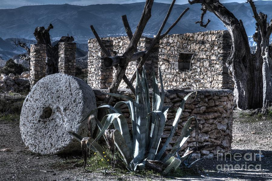 Ruin Photograph - Memories Of The Past by Heiko Koehrer-Wagner