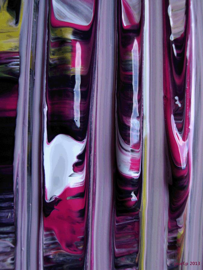 Acryl Painting - memories of the white spirit Acryl by Sir Josef - Social Critic - ART