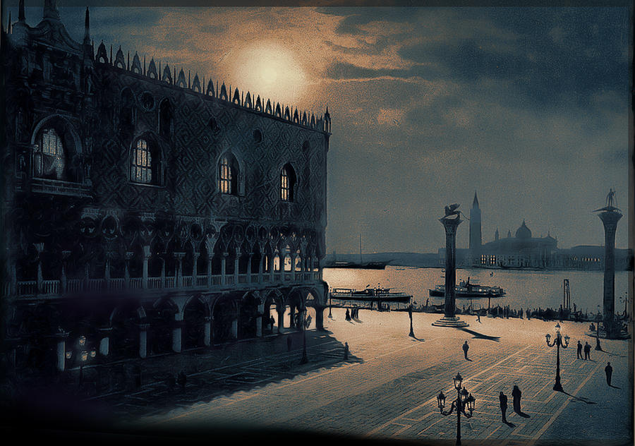 Memories of Venice No 2 by Douglas MooreZart