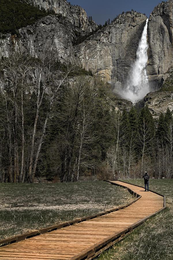 California Photograph - Memories Of Yosemite by Eduard Moldoveanu