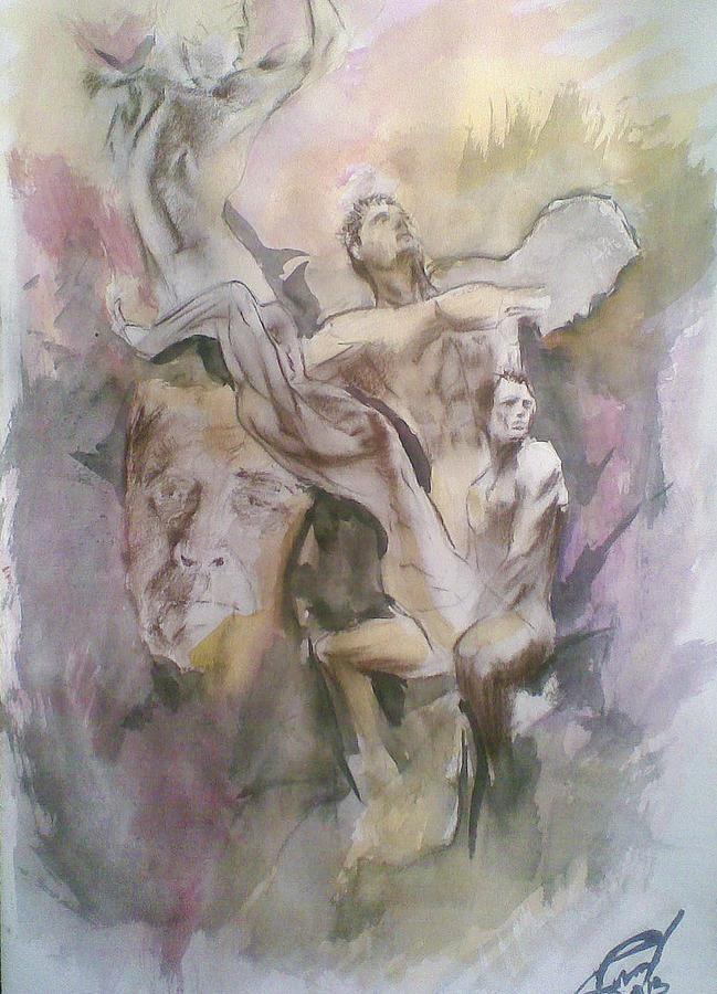 Pastel - Memories by Vaidos Mihai