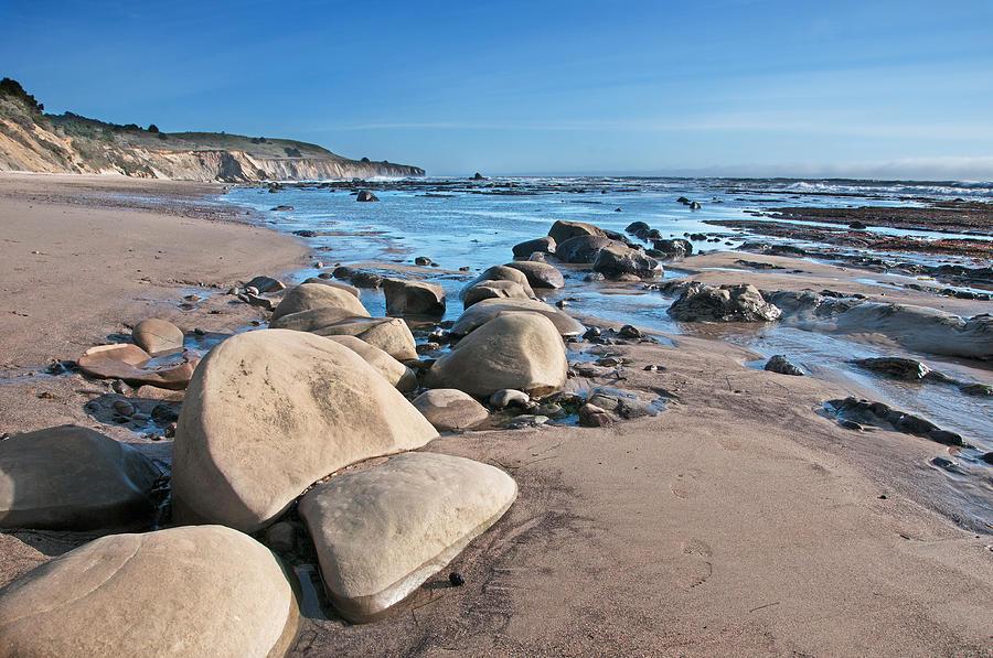 Seascape Photograph - Mendocino Coast by Kent Sorensen