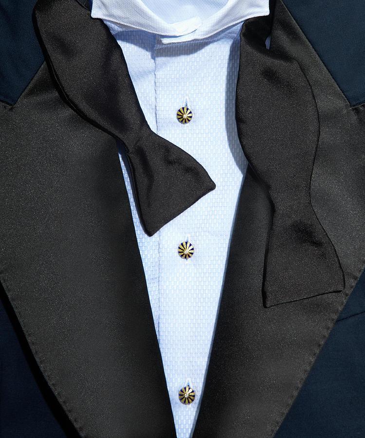 Mens Tuxedo Photograph by Brian Klutch