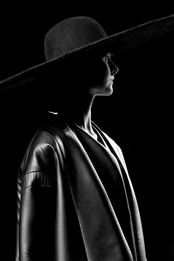 Mercedes Benz Fashion Week Madrid Wf Photograph by Carlos Alvarez