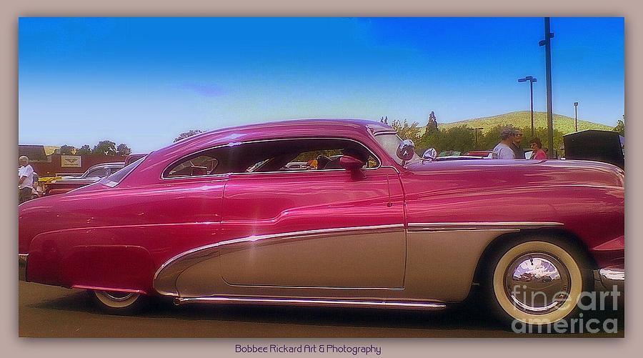 Mercury Photograph - Mercury Rising by Bobbee Rickard