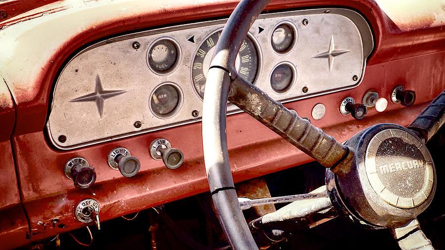 Mercury Truck by Trever Miller