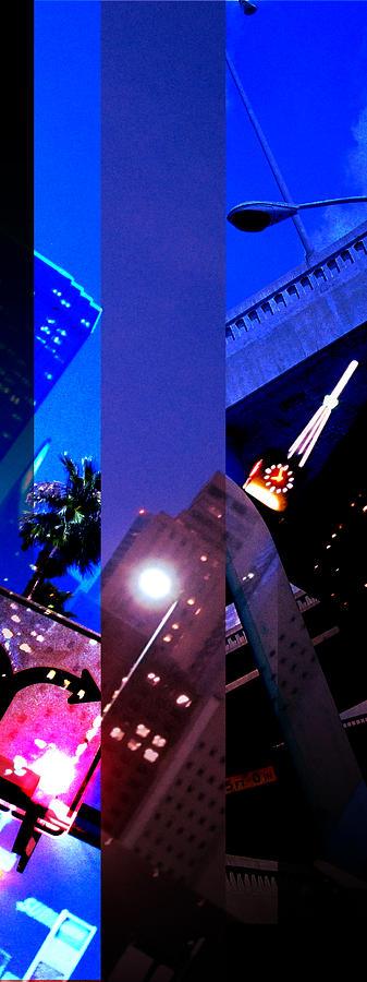 Merged Photograph - Merged - Night Moves by Jon Berry OsoPorto