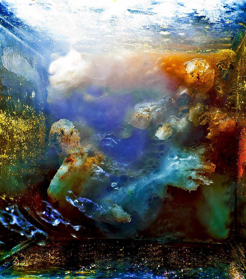 Mermaid Photograph - Mermaid by Petros Yiannakas