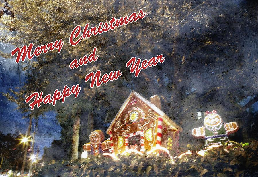 Christmas Photograph - Merry Christmas by Skip Nall