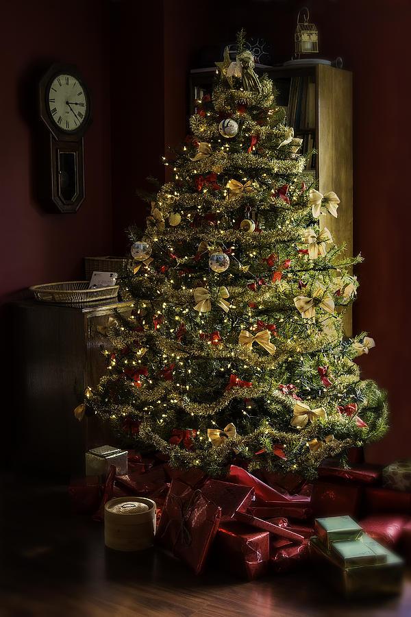 Merry Christmas To You Photograph