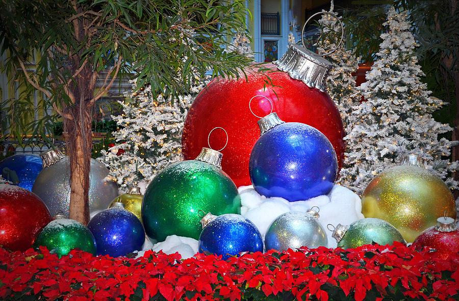 Christmas Photograph - Merry Merry Christmas........ by Tanya Tanski