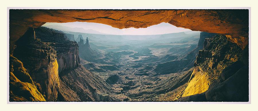 Utah Photograph - Mesa Arch by Robert Fawcett