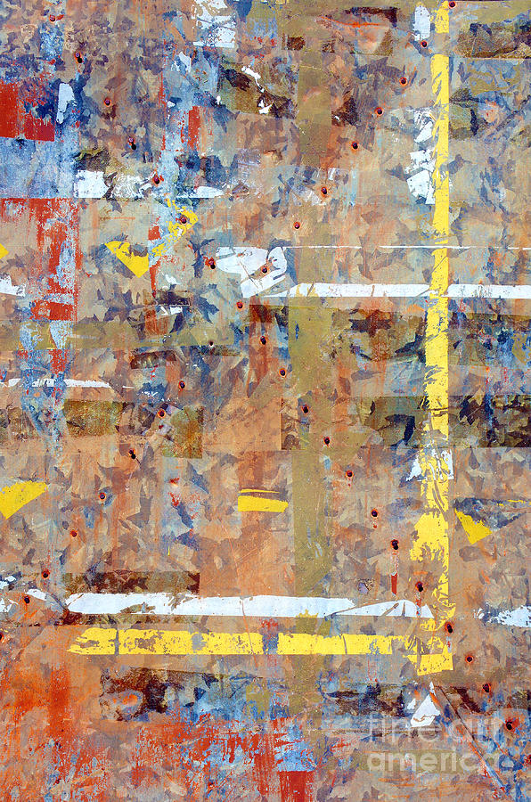 Abstract Photograph - Messy Background by Carlos Caetano