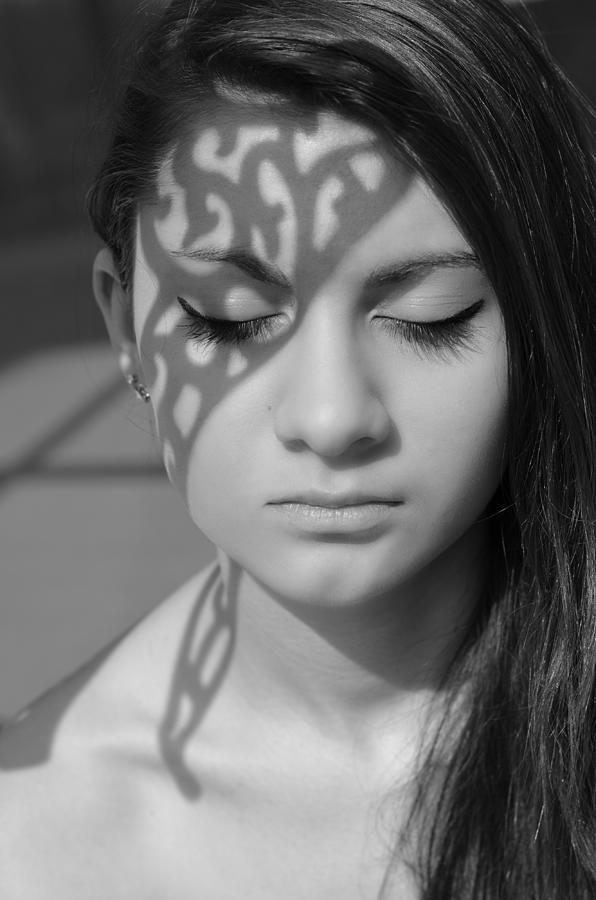 Light And Shadow Photograph - Metamorphosis by Laura Fasulo
