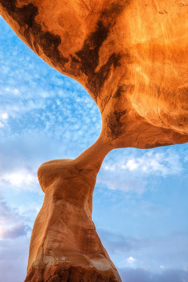 Utah Photograph - Metate by Dustin  LeFevre