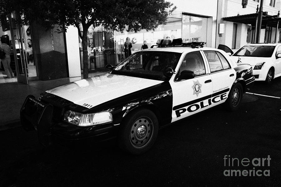 metro metropolitan police squad patrol police car las vegas nevada usa photograph by joe fox. Black Bedroom Furniture Sets. Home Design Ideas