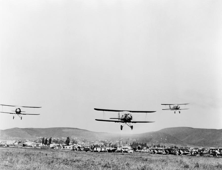 1942 Photograph - Mexican Air Force, 1942 by Granger