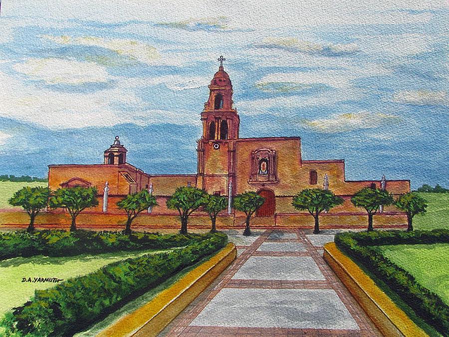 Mexican Church by Dale Yarmuth