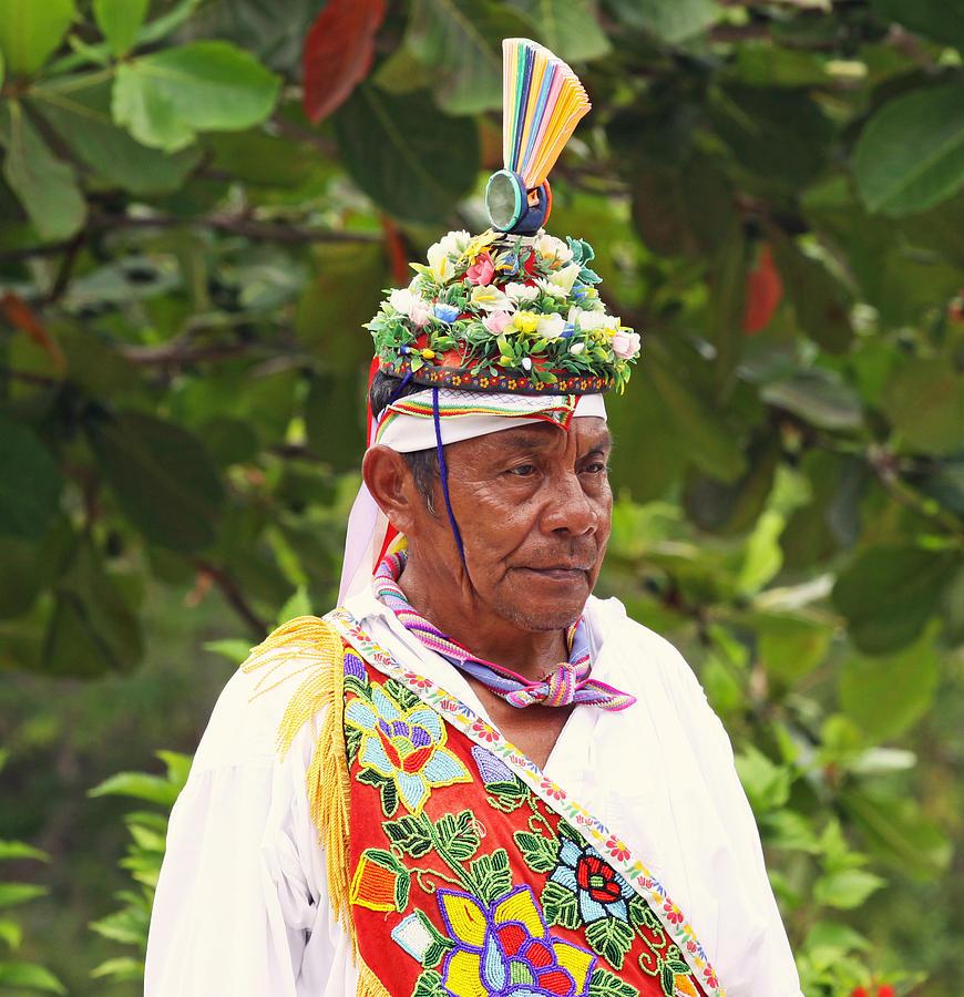 Mexico Photograph - Mexican Performer by Dave Dos Santos