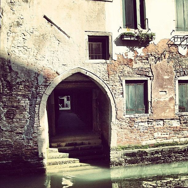 Europe Photograph - #mgmarts #venice #italy #europe by Marianna Mills
