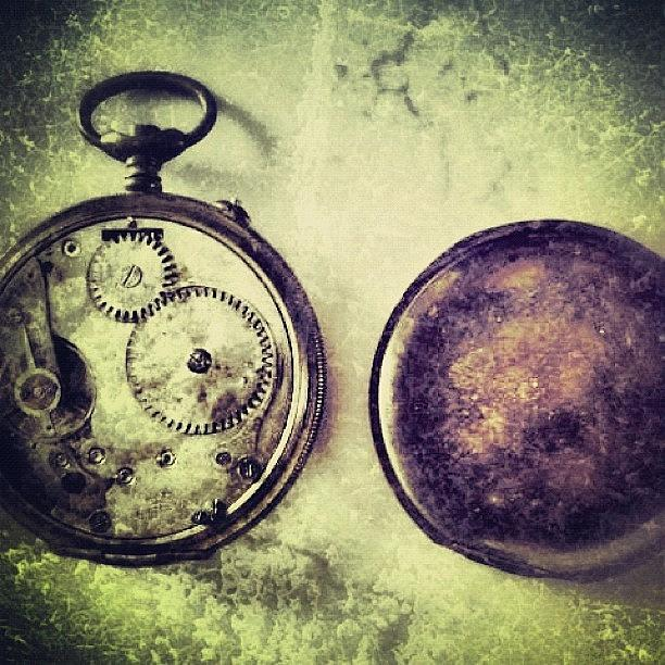 Europe Photograph - #mgmarts #watch #time #bestogram by Marianna Mills